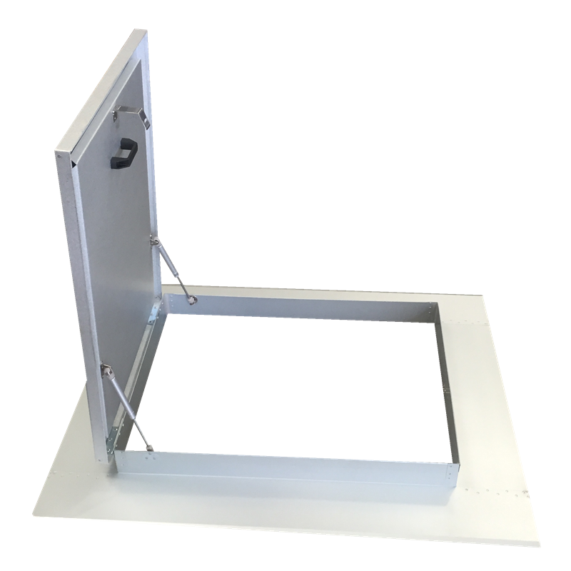 Ezylite 800 X 600mm Roof Access Hatch For Tray Deck Roof