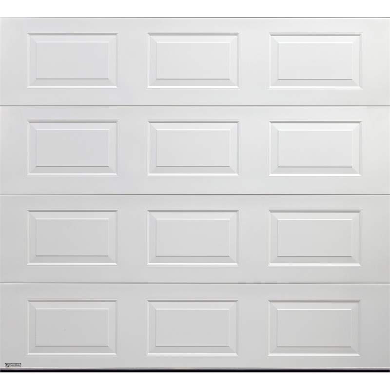 Panel Glide Sectional Garage Door Oxford 1920 2180 X 4951 5510mm Colorbond®