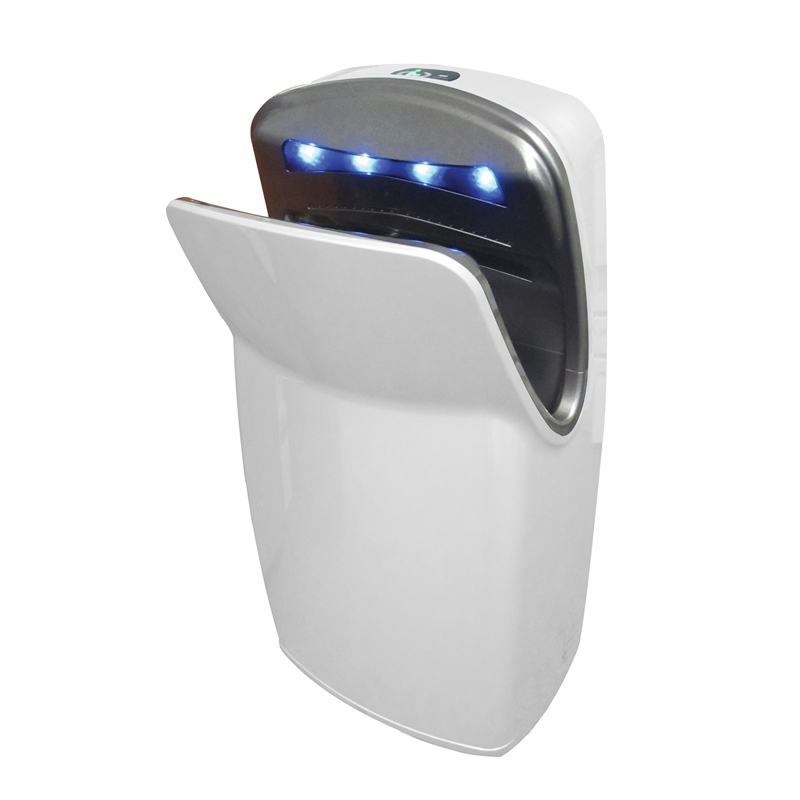 jetdryer white executive bathroom hand dryer bunnings warehouse