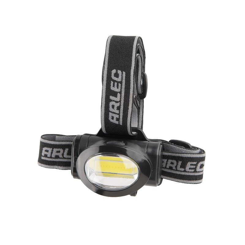 Arlec 100 Lumen Led Head Torch Bunnings Warehouse