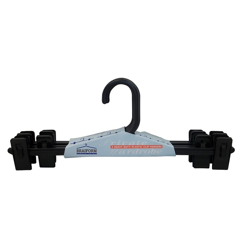 bunnings kitchen cabinets braiform australia black heavy duty plastic clip hangers 1868