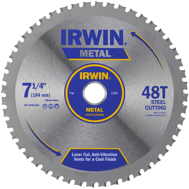 Can you put a metal blade on a circular saw gallery wiring table irwin 184mm 48t metal circular saw blade bunnings warehouse keyboard keysfo gallery keyboard keysfo Image collections