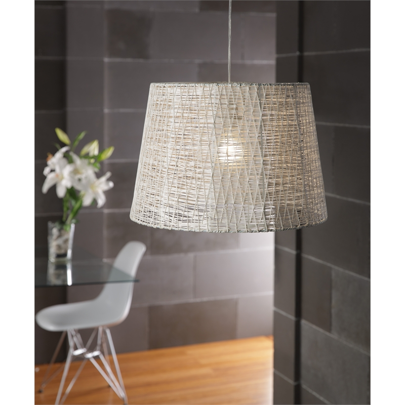 Rouge Living 36cm 240V Celeste Bulxplceleste Pendant Light