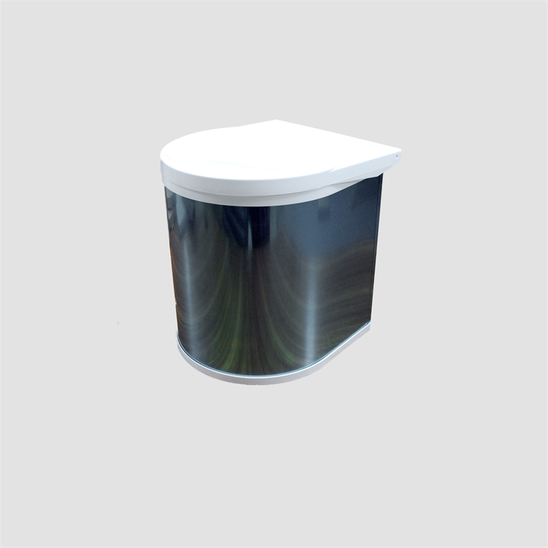 Kimberley Products 10l Stainless Steel Concealed Kitchen Bin