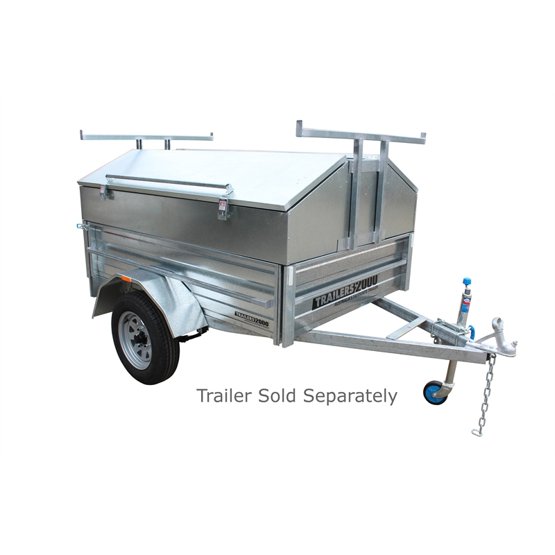 Trailers 2000 6 x 4ft Tradesman\'s Canopy | Bunnings Warehouse