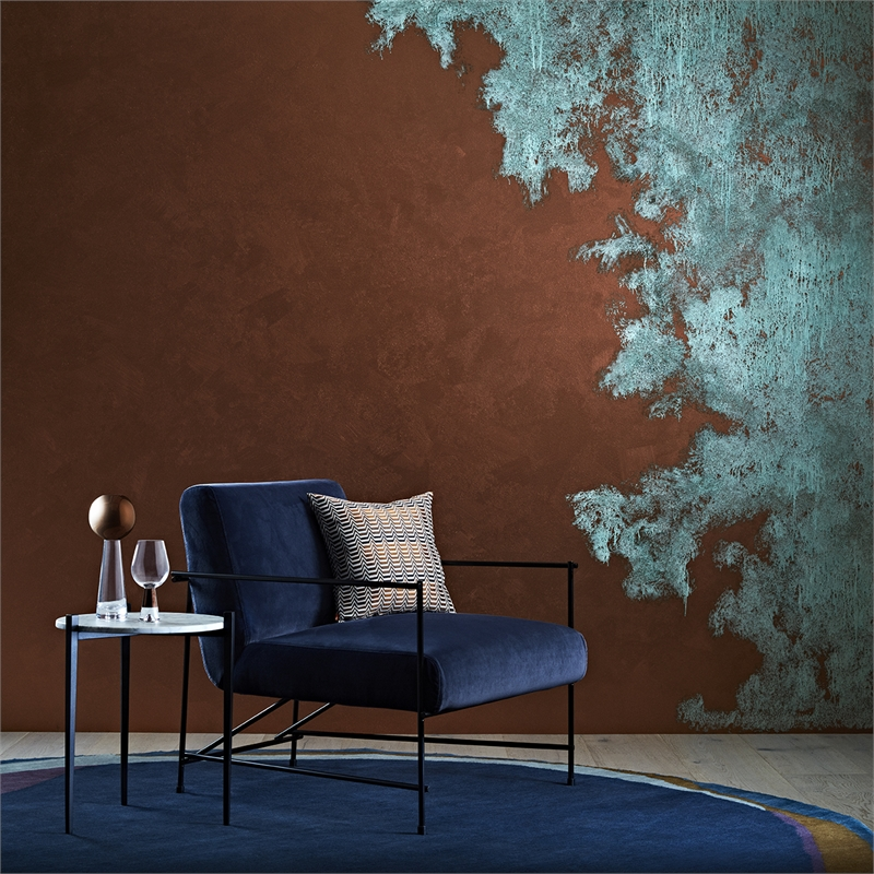 Dulux 1L Design Copper Effect Paint