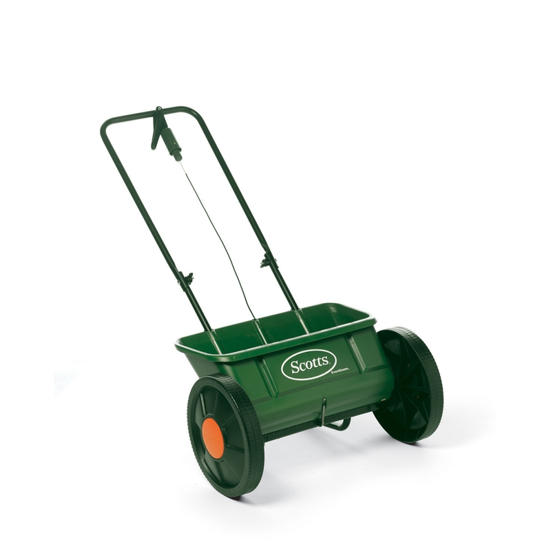 scotts turf builder edgeguard mini broadcast spreader manual