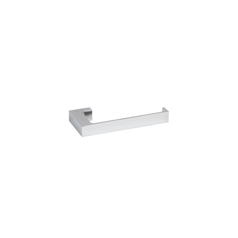 Rumba 155mm Chrome Toilet Roll Holder