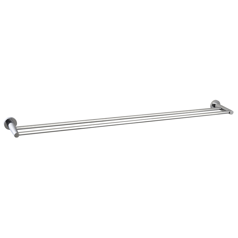 Concerto 900mm Double Towel Bar