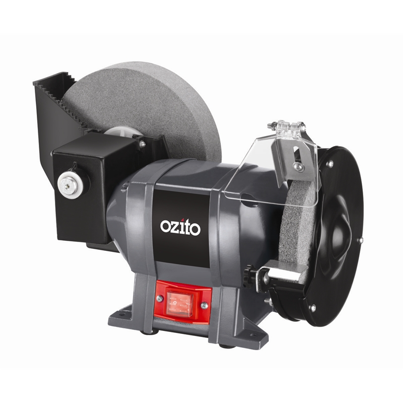 Ozito 250w Wet Amp Dry Bench Grinder I N 6290093 Bunnings