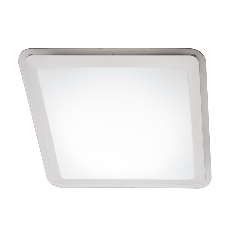 Bathroom Vanity Lights Bunnings verve design 17w led aston ceiling light | bunnings warehouse