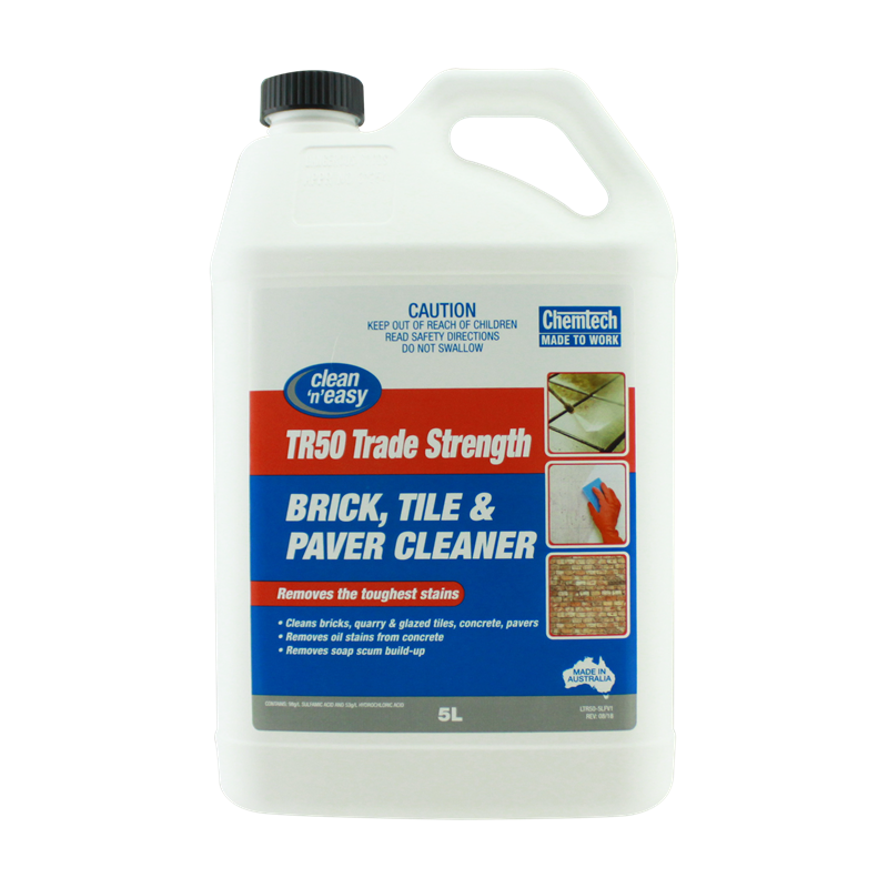 Chemtech 5L Brick Tile And Paver Cleaner