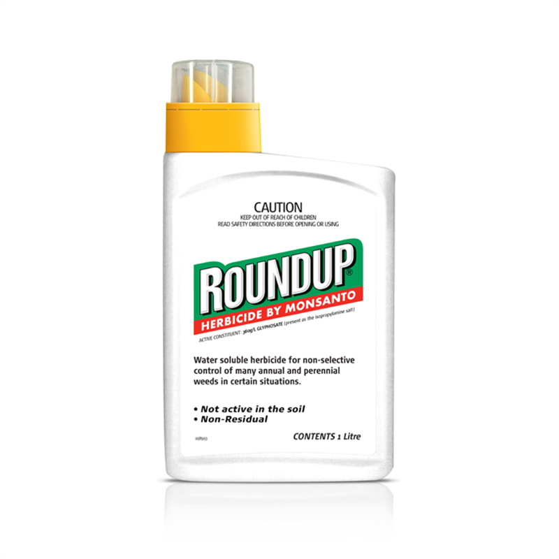 roundup 1l weed killer concentrate bunnings warehouse. Black Bedroom Furniture Sets. Home Design Ideas