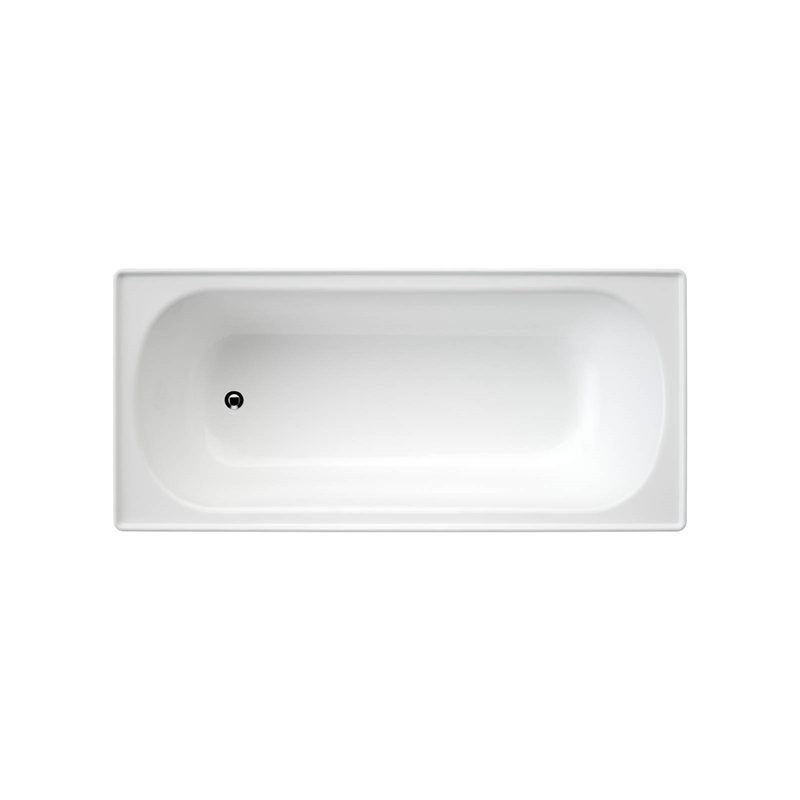 Caroma 1675mm White Stirling Bath | Bunnings Warehouse