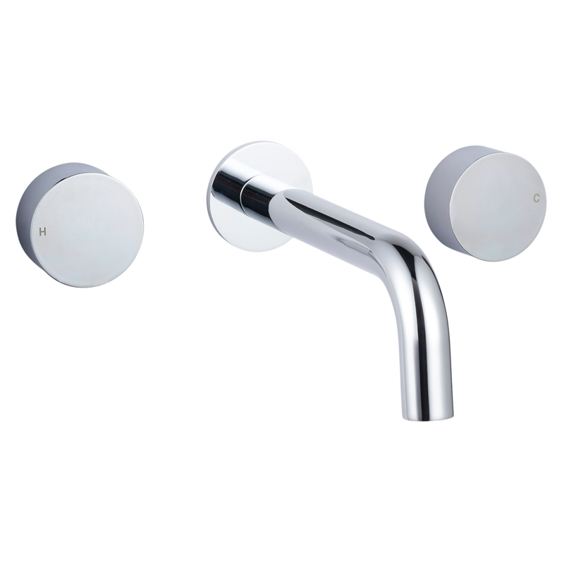 Resonance Chrome Bath Set