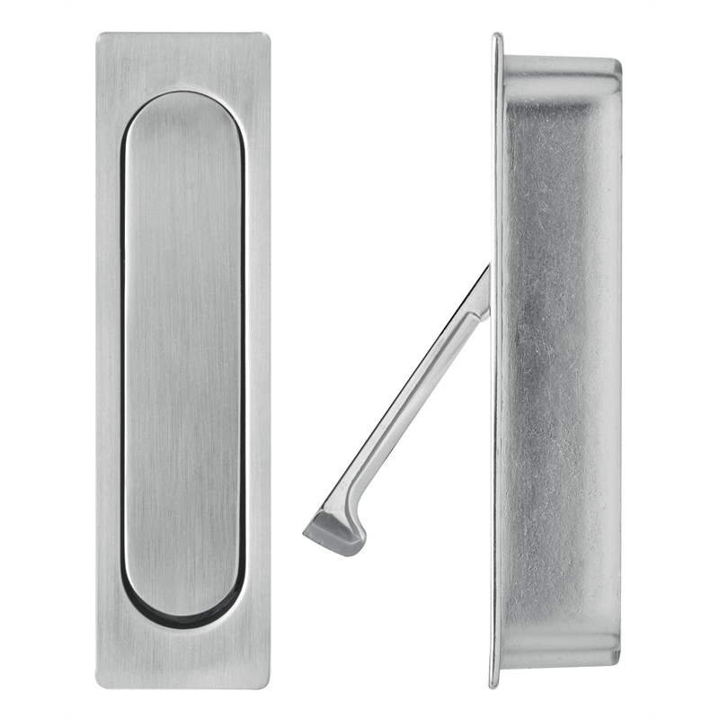 Delf Edge Pull Sliding Door Handle Bunnings Warehouse