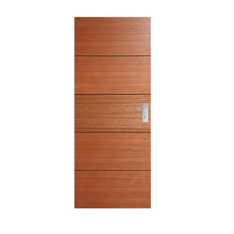Bunnings Front Doors: Hume Doors 2040 X 820 X 40mm Linear Entrance Door