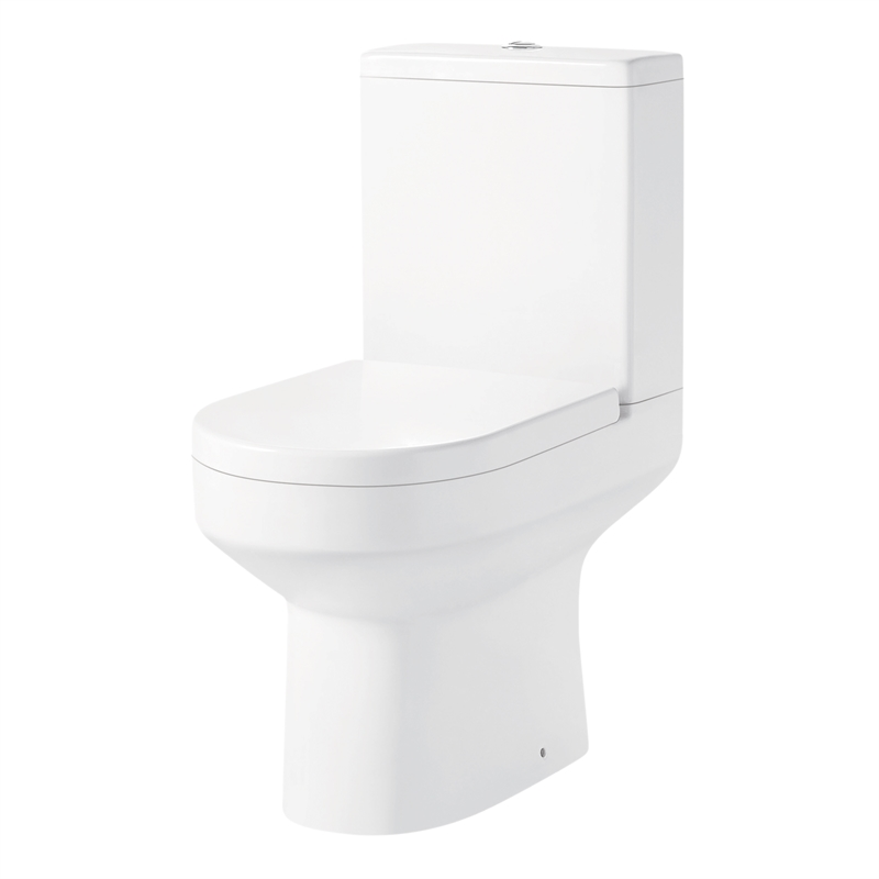 Cadenza Close Coupled Toilet Suite