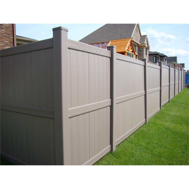 Keter Ezifence Polypropylene Privacy Fence Kit Bunnings