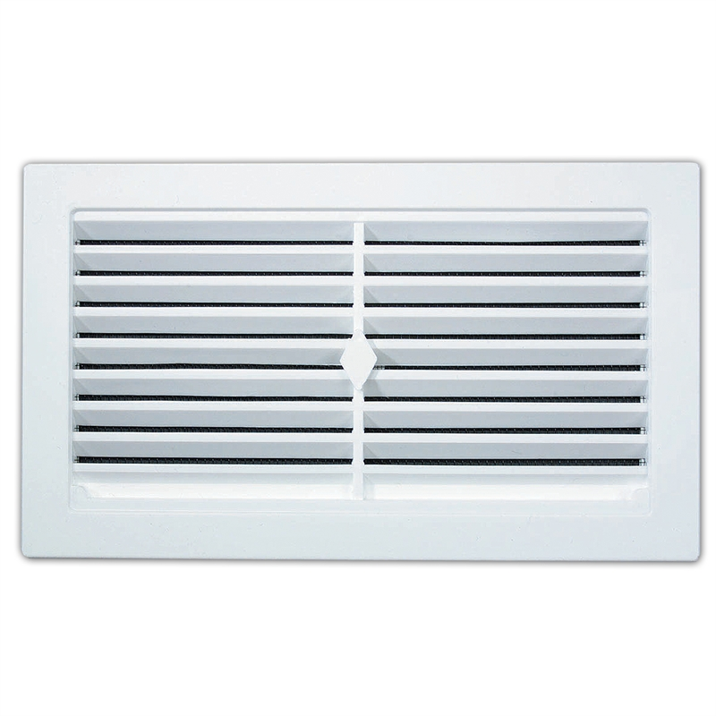 Air Ventilator Wall : Haron mm snap in wall vent bunnings warehouse