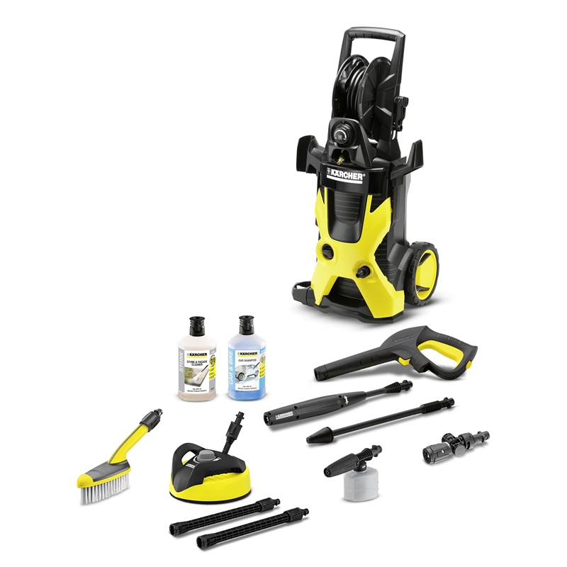 karcher 2100w k5 premium home kit car kit deluxe high pressure cleaner. Black Bedroom Furniture Sets. Home Design Ideas