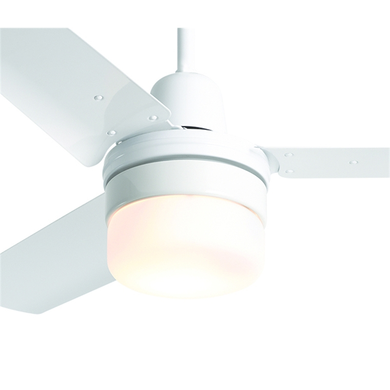 Hpm 90 X 111mm White Clipper Light Suits Ceiling Fans At Bunnings Warehouse In