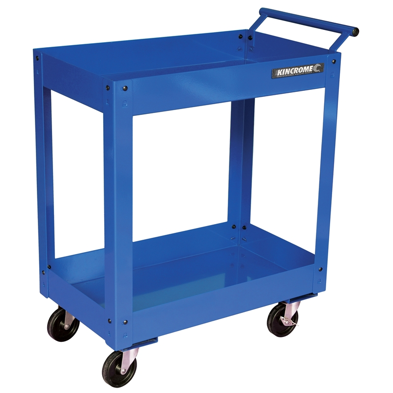 Kincrome Series One 2 Tray Tool Cart Bunnings Warehouse