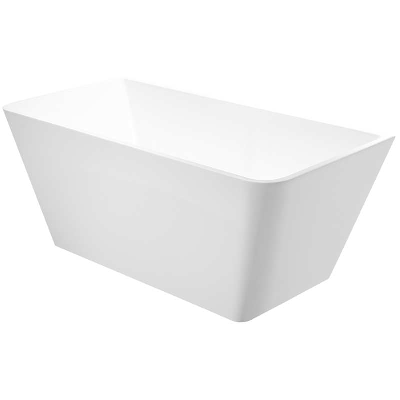 Concerto 1700 x 800 x 580mm Free Standing Bath