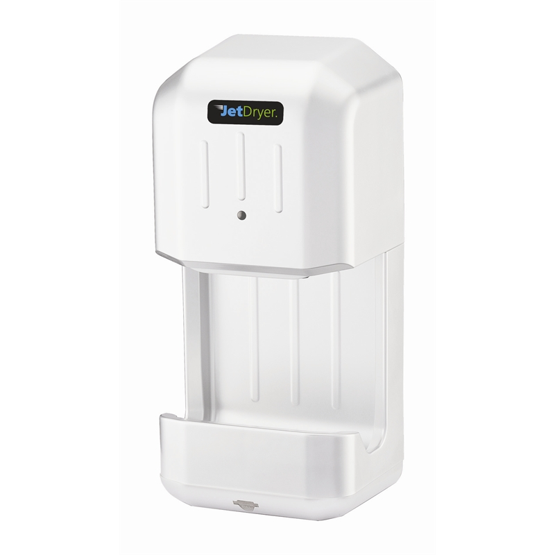 Jetdryer White Mini Bathroom Hand Dryer I N 4420358