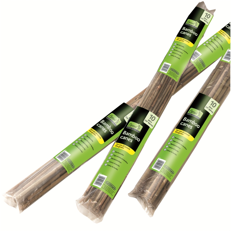 Bamboo Garden Stakes available from Bunnings Warehouse