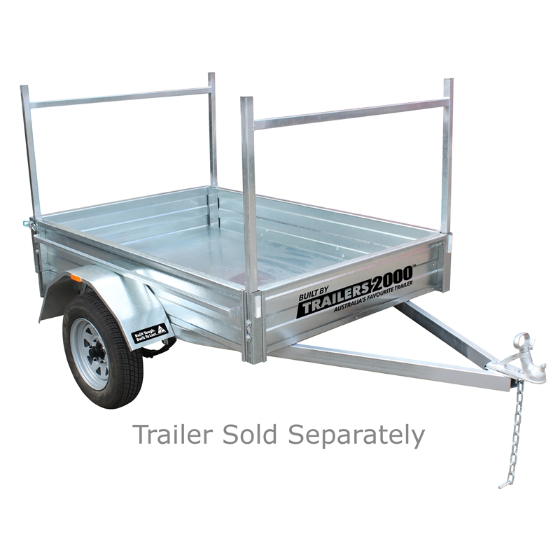 Trailers 2000 4ft Carry Rack - 2 Pack | Bunnings Warehouse