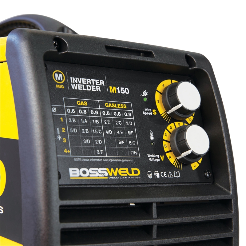 Top 10 Punto Medio Noticias | Where Are Bossweld Welders Made