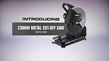 About Ozito 355mm 2300W Metal Cut-Off Saw