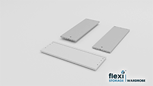 Flexi Storage Drawer Insert Assembly