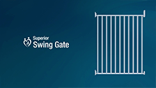 About Perma Child Safety Superior Swing Gate