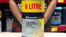 About Crommelin 6L Limestone And Sandstone Sealer
