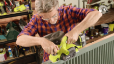 About Ryobi One+ 18V 82mm Rebate Planer
