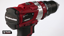 About Ozito Brushless hammer Drill