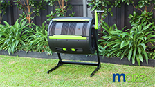 About Maze Compost Tumbler