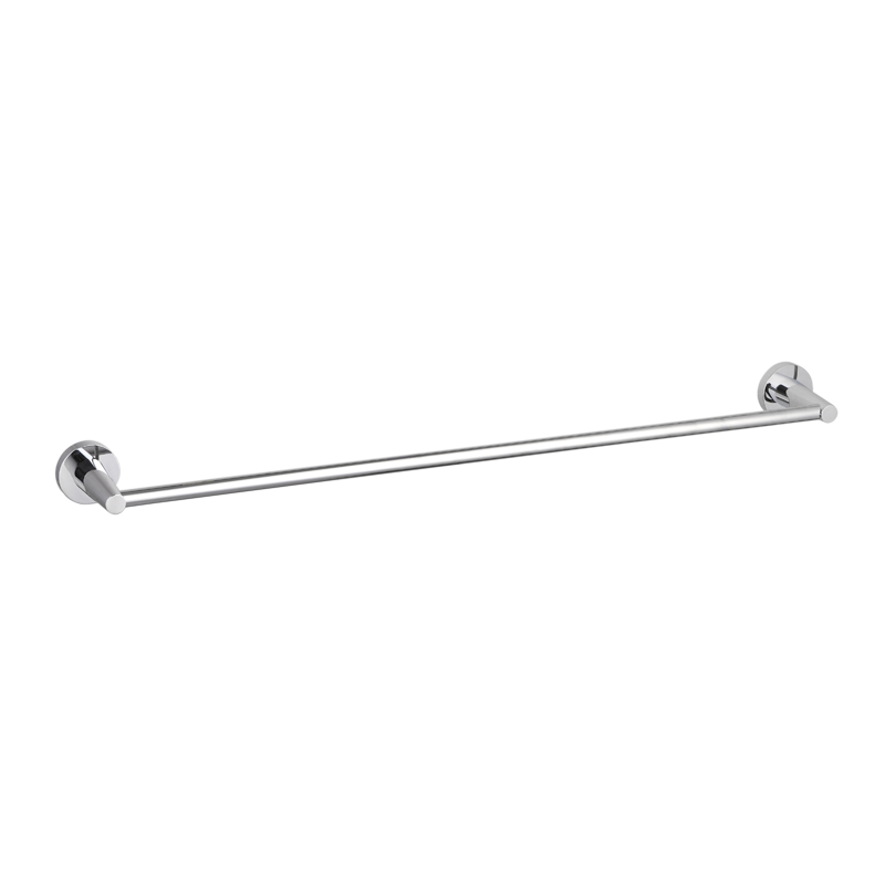 Concerto 600mm Single Towel Bathroom Bar