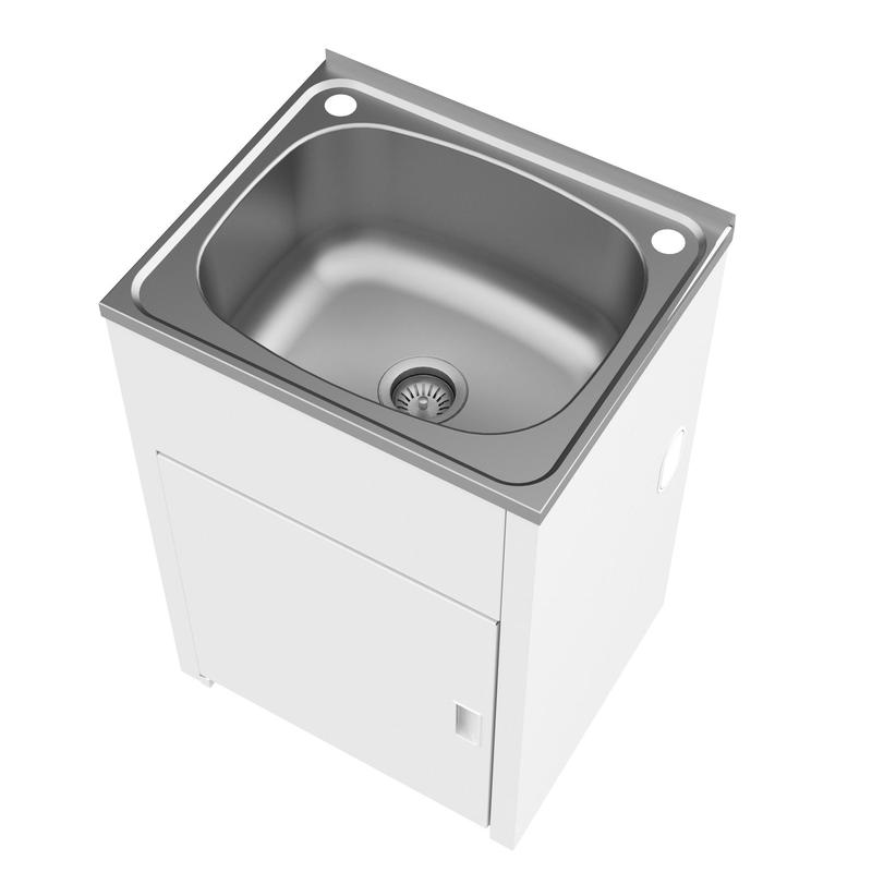Laundry Basin Bunnings : ... 42L Utility Laundry Standard Tub And Cabinet Bunnings Warehouse
