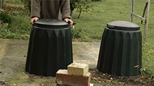 About the Reln Garden 220L Gedye Compost Bin