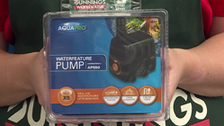 About Aquapro Water Feature Pump