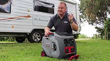 About Briggs & Stratton 3000W P3000 PowerSmart Series Inverter Generator