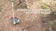 About AEG 58V Brushless Line Trimmers