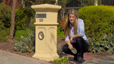 How to Install a Northcote Pottery Letterbox