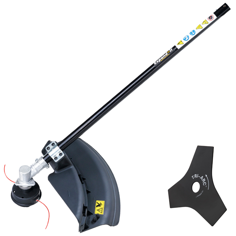 ryobi expand it brush cutter line trimmer accessory i n 3410098 bunnings warehouse. Black Bedroom Furniture Sets. Home Design Ideas