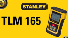 About Stanley TLM165 True Laser Measures