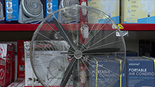 About Dynabreeze 750mm Industrial Pedestal Fans