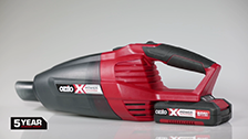 About Ozito Cordless Hand Vacuum